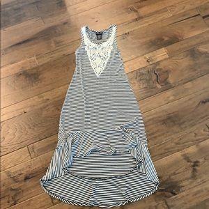 NWOT girls 10 casual dress!  So great!!